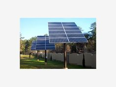Solar Power - Home and Garden Design Idea's