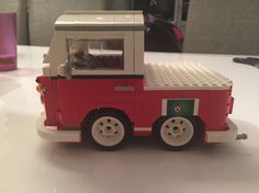 Lego vw t1 shorty