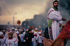 Alilo: Georgian folk and Christmas tradition Christmas Traditions, Georgian, Folk, Christian, Urban, Traditional, Songs, Georgian Language, Popular