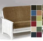 Octorose ® Full Size Bonded Classic Soft Micro Suede Futon Mattress Sofa Bed Cover (Peat) OctoRose http://www.amazon.com/dp/B00J4U5RH8/ref=cm_sw_r_pi_dp_82vsub0SWREM7