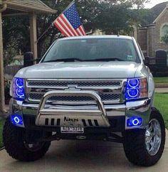 Chevy ~ BLUE LIGHTS, Mother's favorite!  --Inside joke, guys... : )