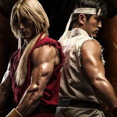 Ryu gets an origin story in new live-action Street Fighter trailer | moviepilot.com