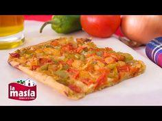 Recetas Cocina mediterranea | Receta Coca de Verduras – Coca de Trampó Recipe Images, Vegetable Pizza, Coco, Quiches, Appetizers, Pasta, Cooking, Breakfast, Recipes