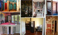 15 top secret bookshelf doors