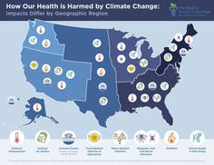 HEALTH Climate change is poised to affect the health of Americans in every part of the country. (LiveScience) How do you teach about climate change? How do you not teach about climate change? Teach…