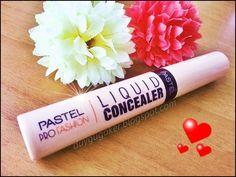 "** Su PeRiSi **: Pastel ProFashion Liquid Concealer ""102 Nude"" @pastel"