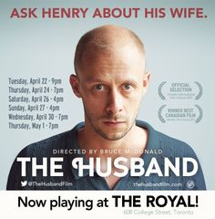 The husband poster