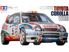 Boxart Toyota Corolla WRC 24209 Tamiya