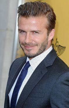David Beckham - Cindarella needs a Prince & he is IT!! #PintoWin #NapoleonPerdis #Cinderella
