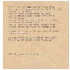Now on Etsy: The Blooming of #289 written by Christopher Poindexter // don't forget friends, my first book Naked Humans comes out March 31st and is available for preorder now through the links in my...