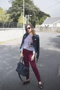 Kipling Superwork S back to school outfit work