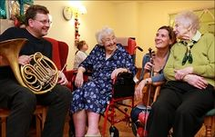 Bournemouth Symphony Orchestra brings music to the ears of care home residents | Care Industry News