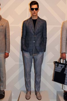 Hardy Amies Spring 2015 Menswear - Collection - Gallery - Style.com