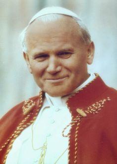 Jesús el Tesoro Escondido: San Juan Pablo II, 22 de Octubre