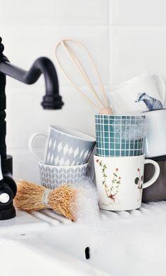 Uunin puhdistus – katso kuvalliset ohjeet   Meillä kotona