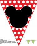 Mickey Banner Party Decorations