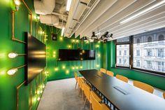 A Dream Workplace: Opera Software Wrocław by mode:lina™