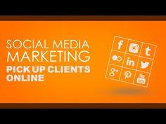 Social Media Marketing for picking up clients online (FULL TUTORIAL) Facebook Reddit YouTube - YouTube