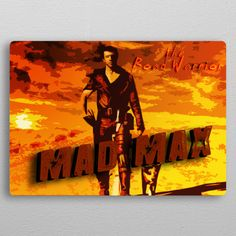 SALES! - Use code: ALLSTAR Buy 3-4 get 15% OFF | 5+ 20% OFF. Mad Max Movie Poster printed on metal. #madmax #madmaxmovieposter #movie #poster #movieposter #cinema #film #sale #sales #discount #deals #save  #giftsforhim #giftsforher #gifts #home #homedecor #art #design #homegifts #popular #awesome #cool #campus #dorm #wallart #family #livingroom #metalprint #shopping #postapocalyptic #postapocalypticmovie #movies #bestmovies #onlineshopping #39