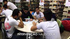 Sala de Leitura - Diretoria de Ensino de São José do Rio Preto - Município de São José do Rio Preto - Escola Clemente Marton Segura Padre.