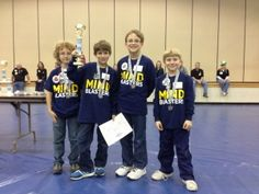 What We Learned From FIRST LEGO League I tried to get on but I didn't make it :(
