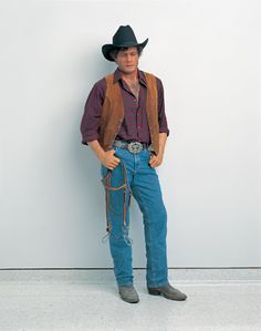 duane-hanson-cowboy-1984-
