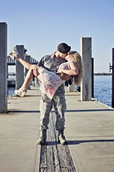 Military engagement shoot by Steph Jones Photography