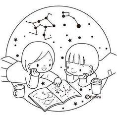 Mẹ ơi! Cô ơi ! Con thích tập tô, cho con tập tô với   – Nhóc con của mẹ Space Coloring Pages, Cute Coloring Pages, Coloring For Kids, Coloring Books, Imprimibles Halloween, Preschool Rules, Solar System Projects, Bird Template, Space Themed Nursery