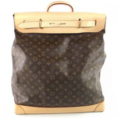 Pin Item Louis Vuitton Steamer Trunk Trianon Grey Color The on ...
