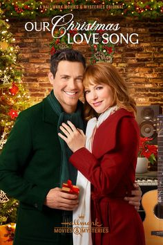 Its a Wonderful Movie - Your Guide to Family and Christmas Movies on TV: Our Christmas Love Song - a Hallmark Movies & Mysteries Miracles of Christmas Movie starring Alicia Witt & Brendan Hines! Christmas Love Songs, Family Christmas Movies, Hallmark Christmas Movies, Hallmark Movies, Family Movies, Holiday Movies, Xmas Movies, Christmas 2014, Hallmark Weihnachtsfilme