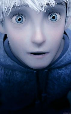 HE LOOKS LIKE A LITTLE PUPPY <-- But what is he looking at? (and DON'T say Elsa; that would just ruin it.)