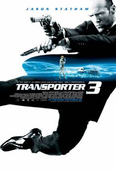 jason statham movies posters - transporter
