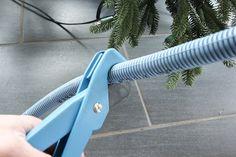 DIY Buffalo Check Tree Collar | The Creek Line House Tree Collar Christmas, Decorating Tips, Holiday Decorating, Buffalo Check, Diy Projects To Try, Christmas Crafts, Christmas Trees, Decor Crafts, Fabric