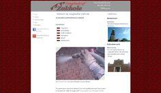 Zakhole.nl een van de webdesigns