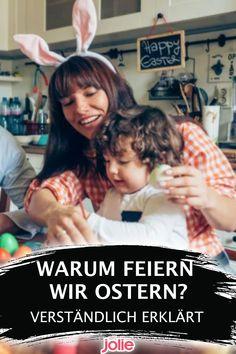 Warum feiern wir Ostern? Wenn du das wissen möchtest, bist du hier goldrichtig. Das Osterfest – verständlich erklärt! Couple Photos, Couples, Knowledge, Couple Shots, Couple Photography, Couple, Couple Pictures