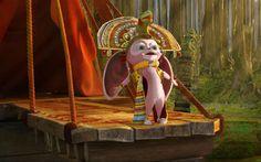 """Nicole Cherry este Puffy în animaţia """"Savva: Inimă de războinic"""" Cherry, Prunus"""
