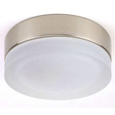 Mint Round Ceiling Flush Mount by Lightology Collection | mint-6-c-rd-fr-sn