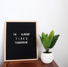 Funny for letterboard