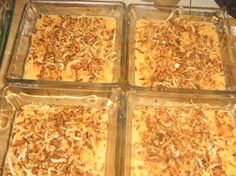 Mango & Coconut Mahalabiya -Egyptian Dessert Pudding (*gfree. Photo by Jamilahs_Kitchen