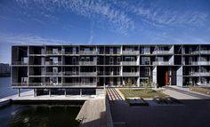 teglværkshavnen - housing