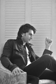 Ranveer Singh Bollywood Actor.