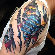 Coilover Tattoo