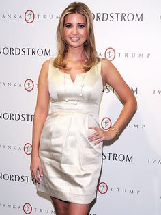 Ivanka Trump is so classy and stylish, even while pregnant.