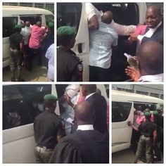 Ekpo Esito Blog: Ex-NIMASA boss dragged into waiting bus by EFCC of...