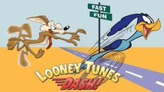 Looney Tunes: Dash - Episode Two: Road Runner (iOS/Android) lets ...