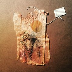363 days of tea. Day 137. #recycled #teabag #art