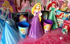 How to DIY a Perfect Disney Princess Party - lots of fun and affordable party ideas! Princess Party Favors, Disney Princess Party, Disney Theme, Princess Birthday, Girl Birthday, Disney Princess Activities, Disney Princess Puzzles, 4th Birthday Parties, Birthday Celebration