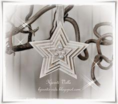 Kjersti's side: Julepynt