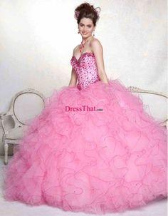 Quinceanera Dresses Quinceanera Dresses pink