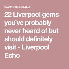 22 Liverpool gems you've probably never heard of but should definitely visit - Liverpool Echo Pop Up Restaurant, Secret Code, Never, Liverpool, Gems, Random, Rhinestones, Jewels, Gemstones